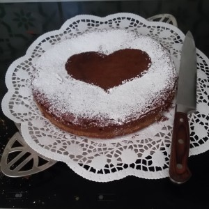 Kuchenmanie_Valentinsschokoladentorte